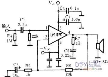 tda7400d应用电路图
