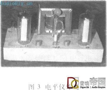 diy调谐指示电子管6e2(猫眼)电平指示电路 6e2电子管猫眼输出指示线路