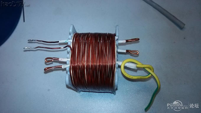 6n2 6p1电子管单端胆机功放diy制作